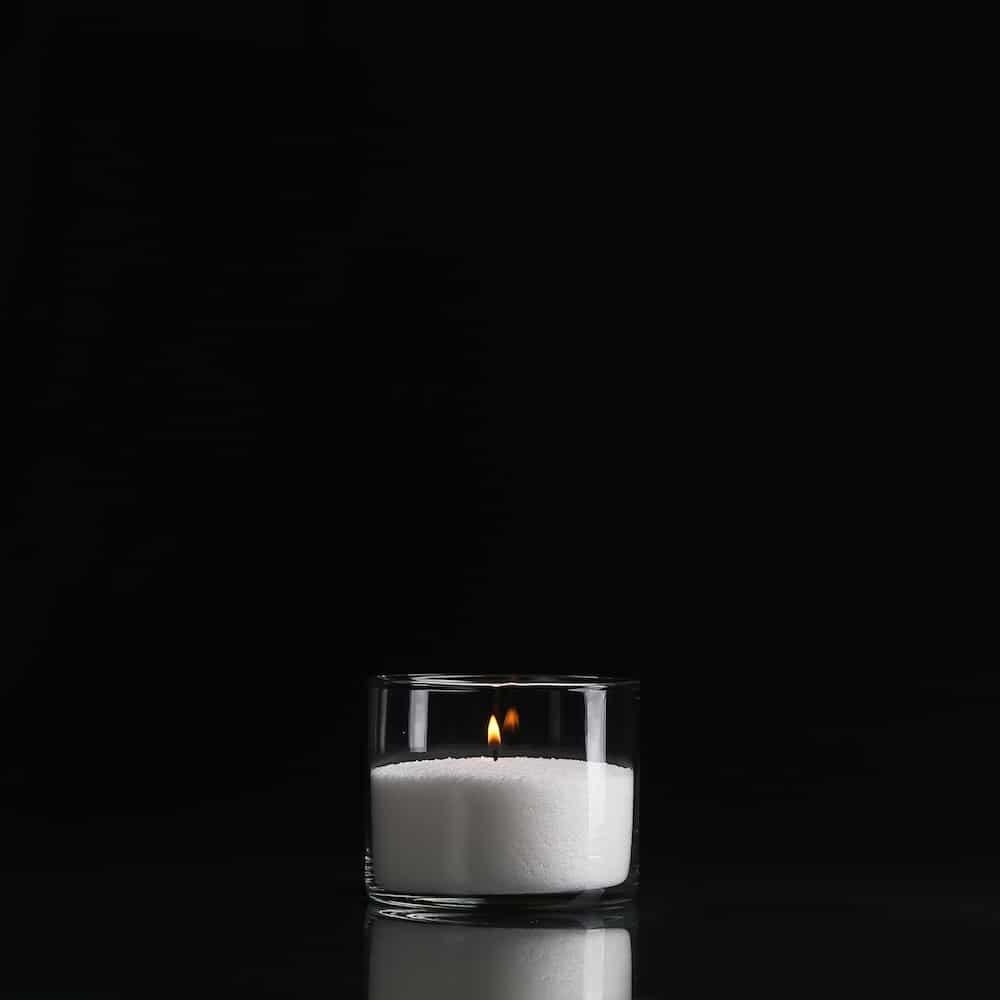 насыпная свеча 10 см