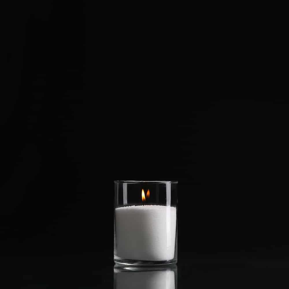 насыпная свеча 15 см