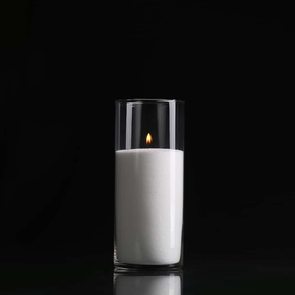 насыпная свеча 26 см