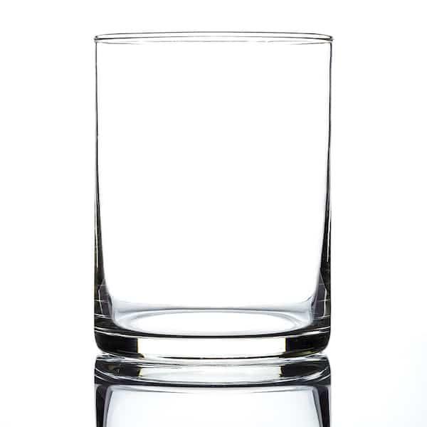 ваза колба 150 мм для насыпной свечи