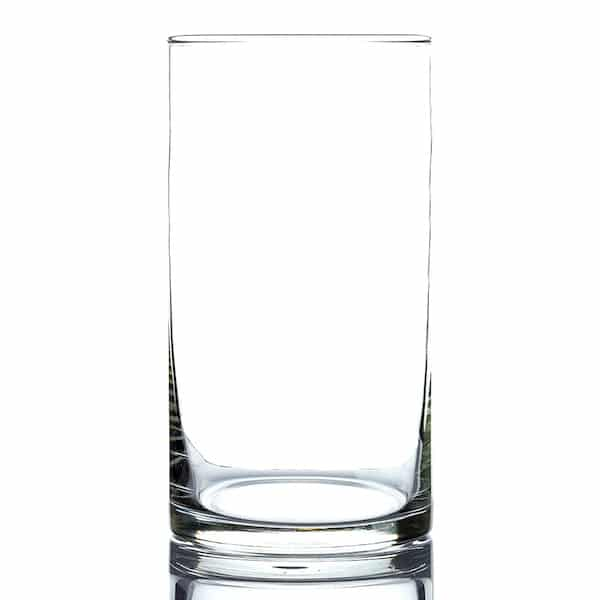 ваза колба 200 мм для насыпной свечи