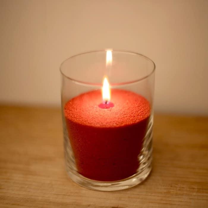 Красные Насыпные Свечи 1