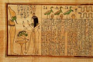 Египтяне и Свечки