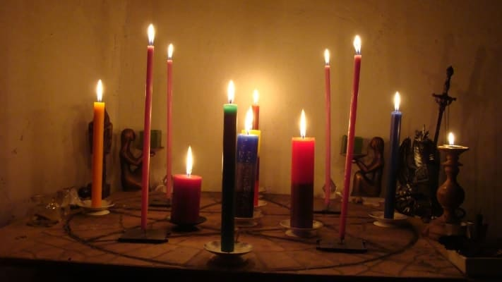 Маканые Свечи