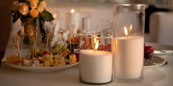 что такое насыпные свечи