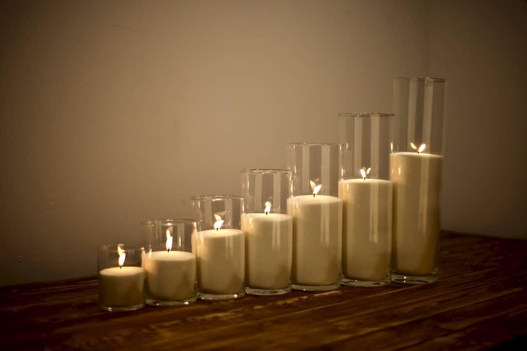 7 свечей