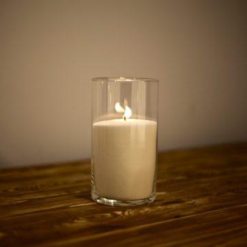 Насыпные свечи аренда: свеча 21 см