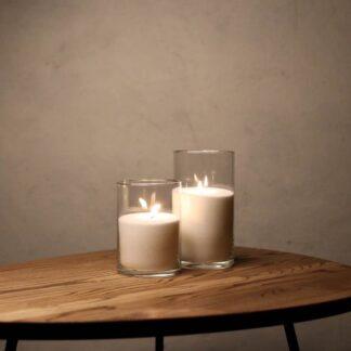 Набор Насыпные Свечи 2 штуки - 15 и 20 см