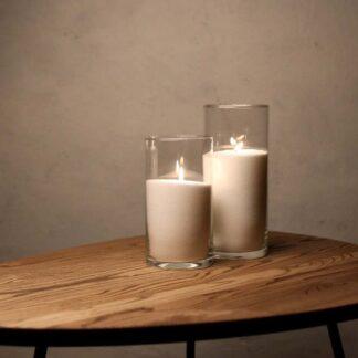 Набор Насыпные Свечи 2 штуки - 20 и 26 см